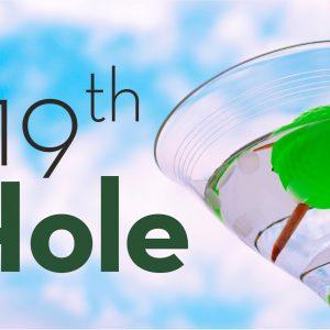 19th Hole - 3x5'