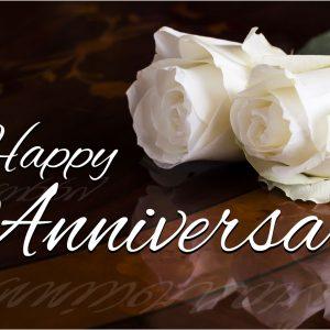 Happy Anniversary - 3x5'