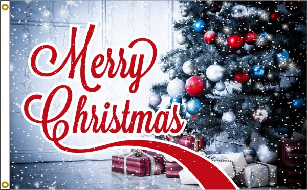 Merry Christmas - 3x5'