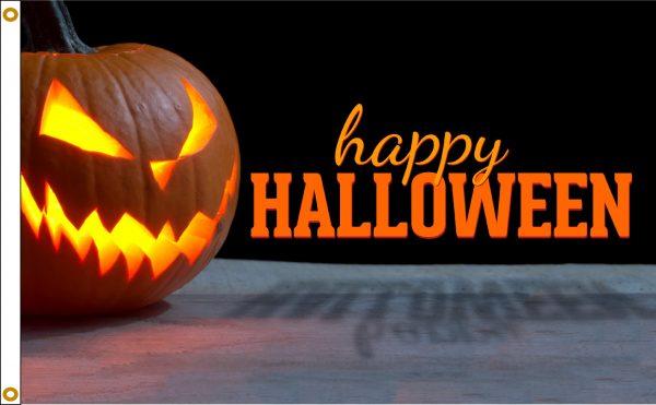 Happy Halloween - 3x5'