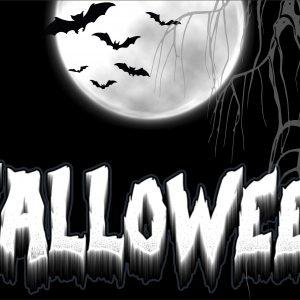 Halloween Moon - 3x5'