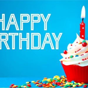 Happy Birthday - 3x5'