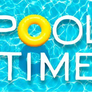 Pool Time - 3x5'