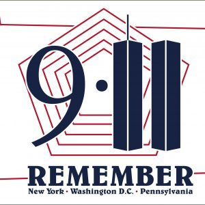 911 Remember - 3x5'