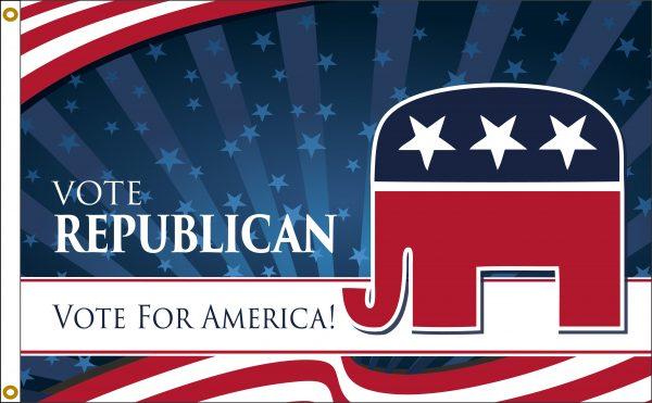Republican - 3x5'