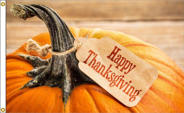 Thanksgiving - 3x5'