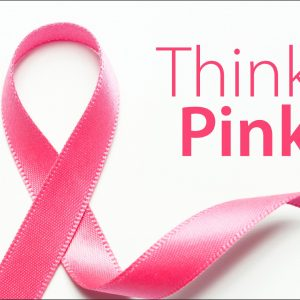 Think Pink - 3x5'