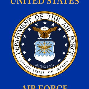 U.S. Air Force - 18x12""