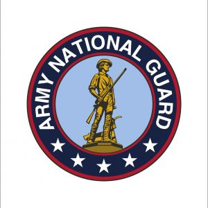 """Army National Guard - 18x12"""""""