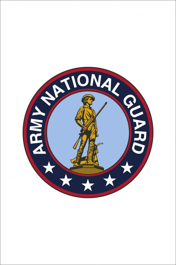 Army National Guard - 18x12""