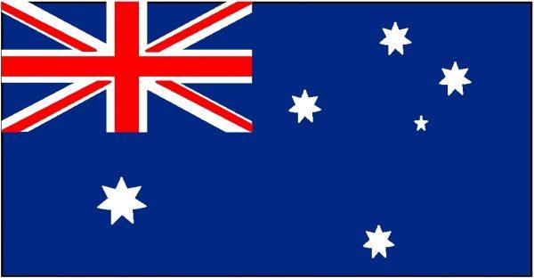 Australia - 3x5'