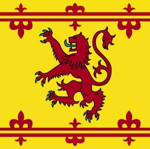 Scotland Rampant Lion - 3x5'