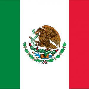 Mexico - 3x5'