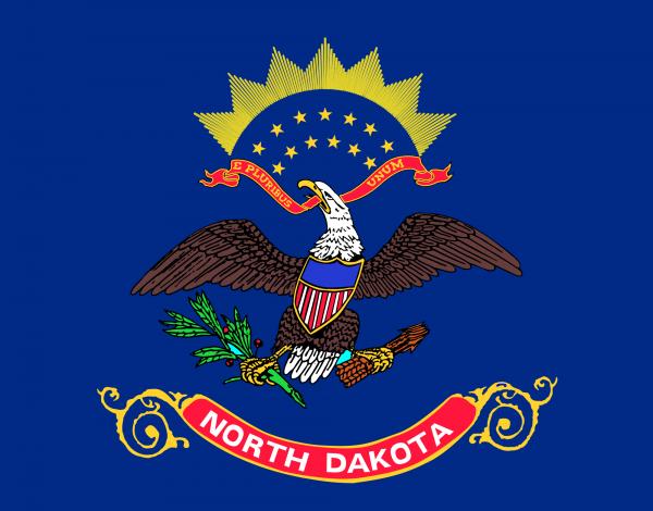 North Dakota - 5x8'