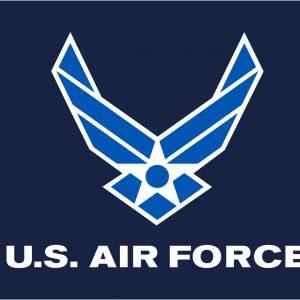 U.S. Air Force Wings - 3x5'
