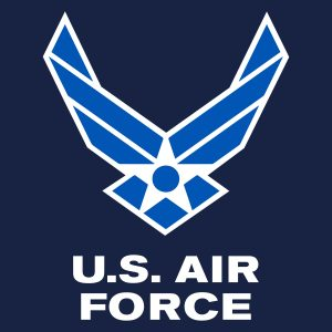 U.S. Air Force Wings - 18x12""