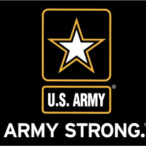 U.S. Army Strong - 3x5'