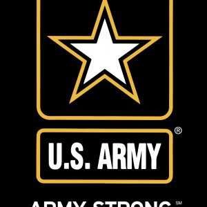 U.S. Army Strong - 18x12""