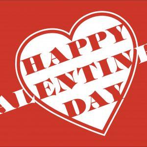 Valentine Heart - 3x5'