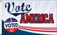 Vote America - 3x5'