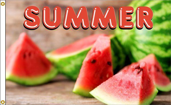 Watermelon - 3x5'