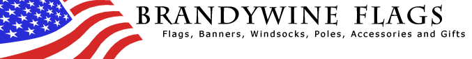 Brandy Wine Flags Logo