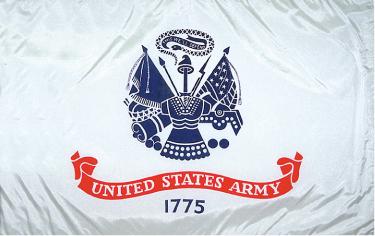 U.S. Army - 4x6'