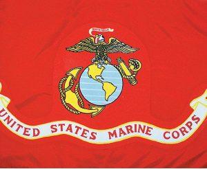 U.S. Marines - 2x3'
