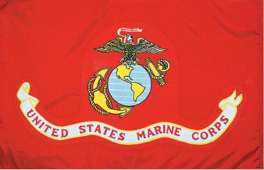 U.S. Marines - 4x6'