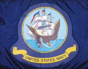 U.S. Navy - 3x5'