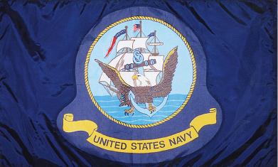 U.S. Navy - 5x8'