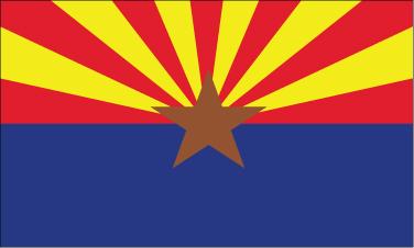 Arizona - 3x5'