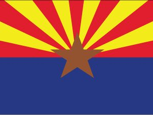 Arizona - 4x6'