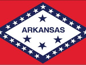 Arkansas - 3x5'