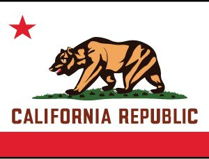 California - 5x8'