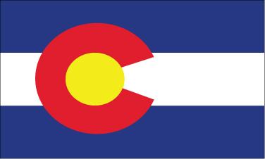Colorado - 3x5'