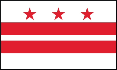 District of Columbia - 4x6'