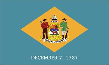 Delaware - 3x5'