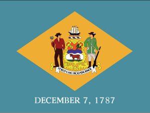 Delaware - 4x6'