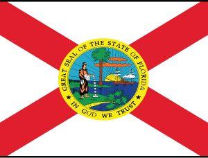 Florida - 4x6'