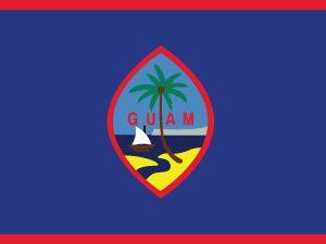 Guam - 4x6'