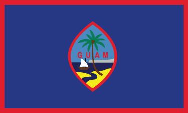 Guam - 5x8'