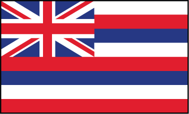 Hawaii - 5x8'