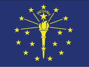 Indiana - 4x6'