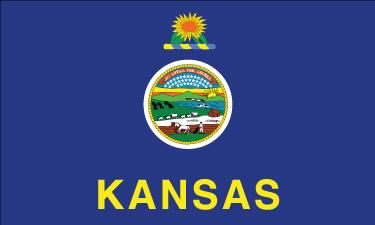 Kansas - 3x5'