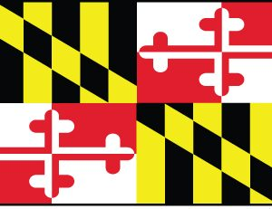 Maryland - 4x6'
