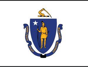 Massachusetts - 4x6'