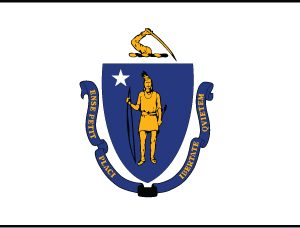 Massachusetts - 5x8'