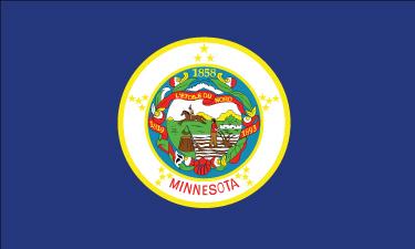 Minnesota - 3x5'