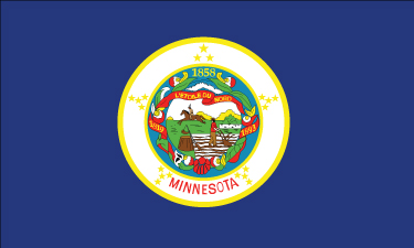 Minnesota - 4x6'